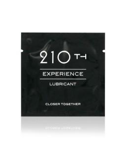 Sextoys, sexshop, loveshop, linegerie sexy : Lubrifiant à base de Silicone : Lubrifiant dosettes 210th