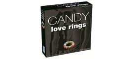 3 Anneaux de pénis en Bonbon - Candy Love Rings