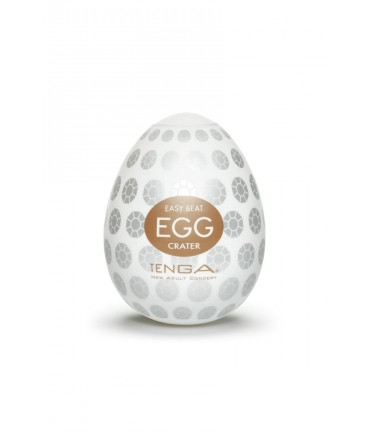 Sextoys, sexshop, loveshop, lingerie sexy : Vagin Artificiel : Tenga Egg Crater Masturbateur Vagin Artificiel