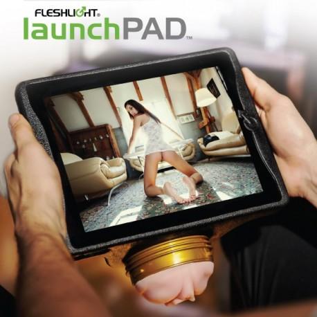 Sextoys, sexshop, loveshop, lingerie sexy : Vagin Artificiel : Fleshlight Launchpad Pour Ipad 4, 3, 2