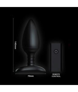 Sextoys, sexshop, loveshop, lingerie sexy : Sextoys luxe : Nexus - Ace Plug Anal Vibrant Radio commandé Sans Fils Large