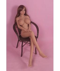 Sexdoll poupée silicone 155cm Gina