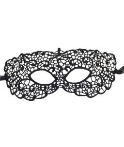 Sextoys, sexshop, loveshop, lingerie sexy : Masques : masque sexy dentelle noire