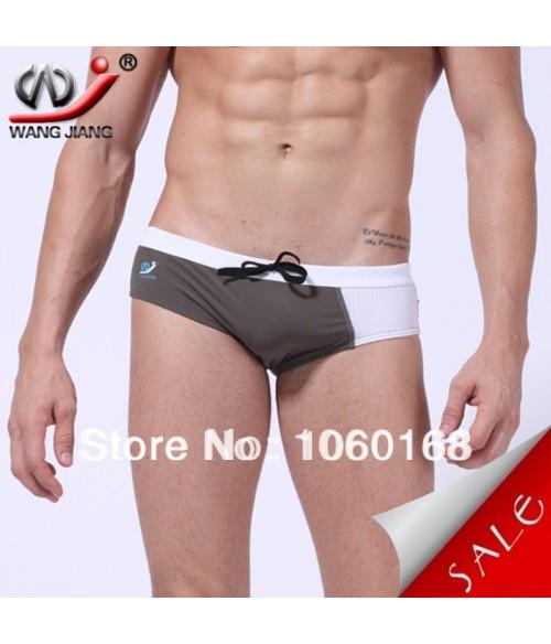 Sextoys, sexshop, loveshop, lingerie sexy : Maillot de Bain Sexy : Maillot de Bain Sexy Boxer kaki L