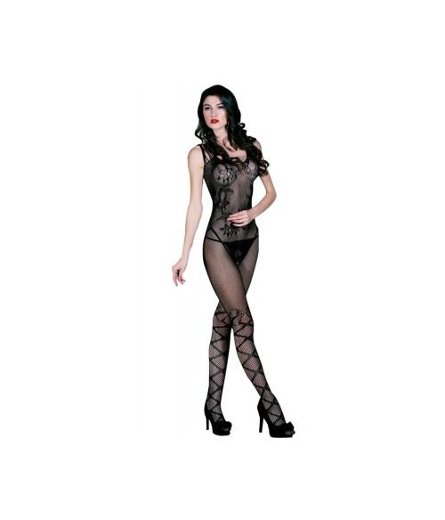 Sextoys, sexshop, loveshop, lingerie sexy : Combinaisons : Combinaison sexy résille LB12318