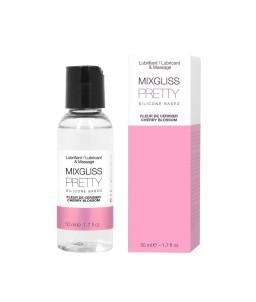 Sextoys, sexshop, loveshop, lingerie sexy : Lubrifiant à base de Silicone  : Lubrifiant MixGliss pretty