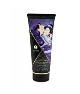Sextoys, sexshop, loveshop, lingerie sexy : Huiles de Massage : Shunga Crème de Massage delectable fruits exotiques