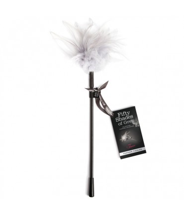 Sextoys, sexshop, loveshop, lingerie sexy : 50 nuances de grey : fifty shades of grey - plume de caresse
