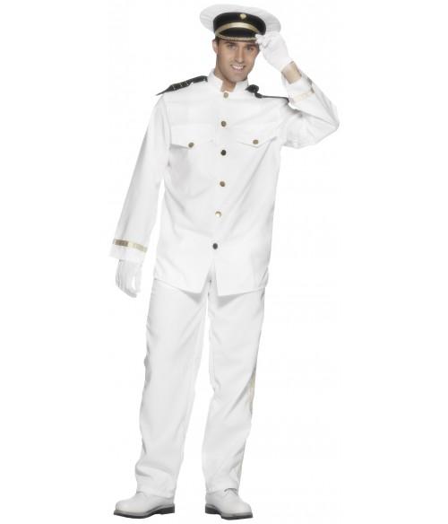 """Sextoys, sexshop, loveshop, lingerie sexy : Costumes Homme : Costume Officier """"M/L"""""""