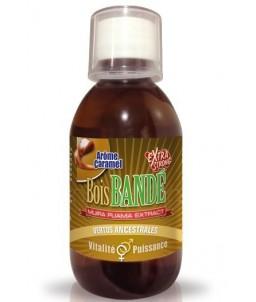 Sextoys, sexshop, loveshop, lingerie sexy : Aphrodisiaques : Aphrodisiaque Bois Bandé caramel 200 ml