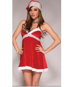 Sextoys, sexshop, loveshop, lingerie sexy : Deguisement noel sexy : Costume Sexy Noël TU