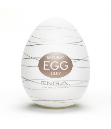 Sextoys, sexshop, loveshop, lingerie sexy : Vagin Artificiel : Tenga Egg Silky