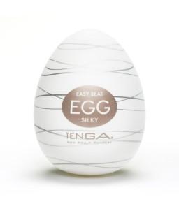 Sextoys, sexshop, loveshop, lingerie sexy : Vagin Artificiel : Tenga Egg Silky