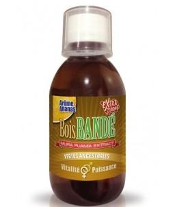 Sextoys, sexshop, loveshop, lingerie sexy : Aphrodisiaques : Aphrodisiaque Bois Bandé ananas 200 ml