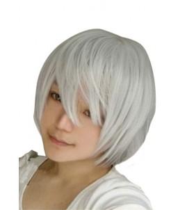 Sextoys, sexshop, loveshop, lingerie sexy : Perruque : Perruque cheveux gris blanc