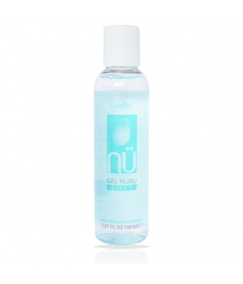 Sextoys, sexshop, loveshop, lingerie sexy : Massage Nuru : Massage Nuru - Gel nuru soft 150ml Linabio