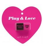 Sextoys, sexshop, loveshop, lingerie sexy : Jeux Coquins : Dés Play And Love jeux érotique