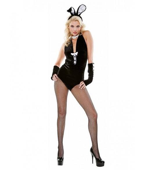 "Sextoys, sexshop, loveshop, lingerie sexy : Deguisement Femme sexy : Costume Body Sexy Bunny Las Vegas ""M"""
