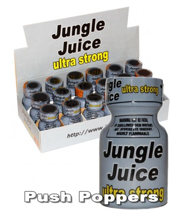 Sextoys, sexshop, loveshop, lingerie sexy : Poppers : Poppers Jungle juice 10ml