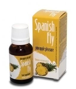 Sextoys, sexshop, loveshop, lingerie sexy : Aphrodisiaques : Aphrodisiaque Spanish Fly Ananas