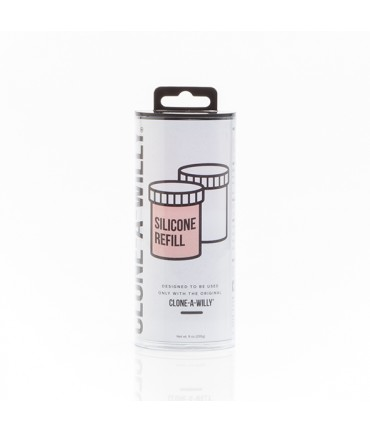 Sextoys, sexshop, loveshop, lingerie sexy : Moulages Intimes : Clone a Willy - Recharge Silicone Original