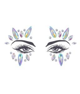 Sextoys, sexshop, loveshop, lingerie sexy : Accessoires Soirée Coquine : Bijoux cristal pour le visage moonlight