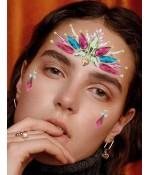 Sextoys, sexshop, loveshop, lingerie sexy : Accessoires Soirée Coquine : Bijoux cristal pour le visage Rio