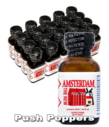Sextoys, sexshop, loveshop, lingerie sexy : Poppers : Poppers AMSTERDAM 10ml