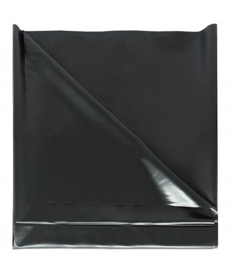 Sextoys, sexshop, loveshop, lingerie sexy : Massage Nuru : Nuru - Drap Pvc noir 180x220