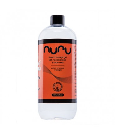 Sextoys, sexshop, loveshop, lingerie sexy : Massage Nuru : Nuru - Gel de massage 500 ml