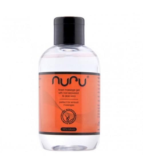 Sextoys, sexshop, loveshop, lingerie sexy : Massage Nuru : Nuru - Gel de massage 100 ml