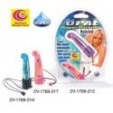 Sextoys, sexshop, loveshop, lingerie sexy : Vibro Waterproof : Vibromasseur Mini Opal power