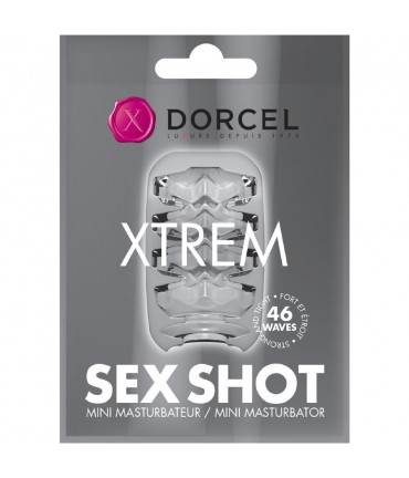 Sextoys, sexshop, loveshop, lingerie sexy : Vagin Artificiel : Masturbateur Dorcel Sex Shot Xtrem