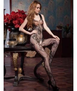 Sextoys, sexshop, loveshop, lingerie sexy : Combinaisons : Combinaison Résille Sexy 3021