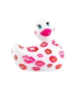 Sextoys, sexshop, loveshop, lingerie sexy : Vibro Waterproof : Canard vibrant Romance Blanc