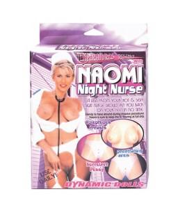 Sextoys, sexshop, loveshop, lingerie sexy : Poupée Gonflable : Naomie Poupée Gonflable Forte Poitrine Infirmiere