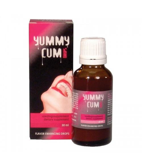 Sextoys, sexshop, loveshop, lingerie sexy : Aphrodisiaques : Stimulant de Sperme Yummy Cum Drops