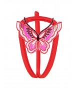 Sextoys, sexshop, loveshop, lingerie sexy : C-String : C-String Papillon sexy