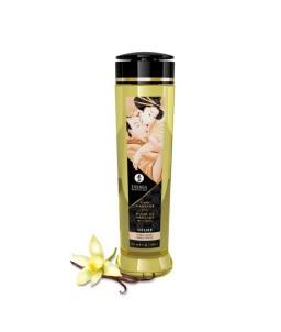 Sextoys, sexshop, loveshop, lingerie sexy : Huiles de Massage : Shunga Huile de Massage Désire - Vanille 240 ml