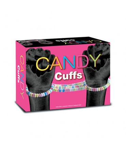 Sextoys, sexshop, loveshop, lingerie sexy : Accessoires Soirée Coquine : Candy menottes