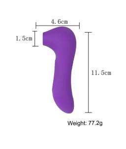 Sextoys, sexshop, loveshop, lingerie sexy : Stimulateur Clitoris : Stimulateur de clitoris violet