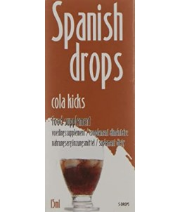 Sextoys, sexshop, loveshop, lingerie sexy : Aphrodisiaques : Spanish Fly Cola kicks