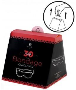 Sextoys, sexshop, loveshop, lingerie sexy : Jeux Coquins : Jeux erotique coquin : Bondage challenge