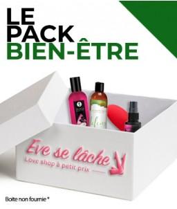 Sextoys, sexshop, loveshop, lingerie sexy : Les Coffrets : Pack bien être