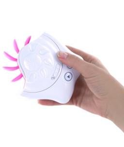Sextoys, sexshop, loveshop, lingerie sexy : Stimulateur Clitoris : Sqweel 2 Blanc Simulateur de Cunnilingus