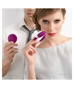 Sextoys, sexshop, loveshop, lingerie sexy : Sextoys luxe : Lelo Tiani 2: Vibromasseur Pour Couple à Télécommande Rose