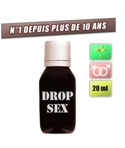 Sextoys, sexshop, loveshop, lingerie sexy : Aphrodisiaques : Drop Sex aphrodisiaque