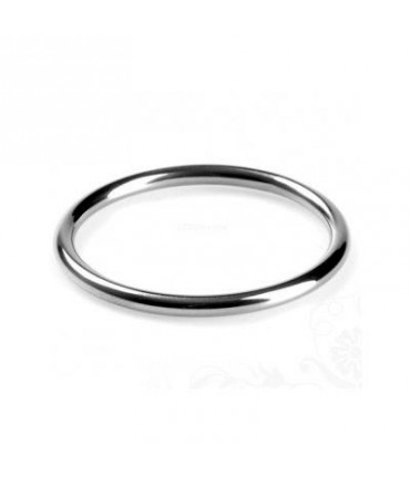 Sextoys, sexshop, loveshop, lingerie sexy : Anneaux Vibrants & Cockring : Cockring Inox 40mm