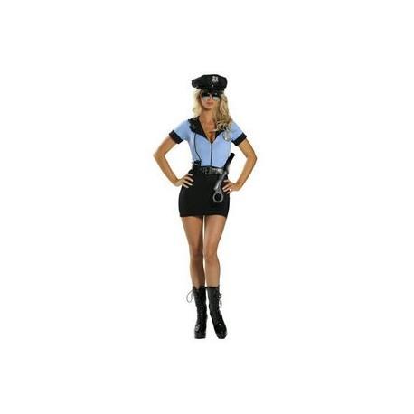 Sextoys, sexshop, loveshop, lingerie sexy : Deguisement Femme sexy : Costume Sexy Police