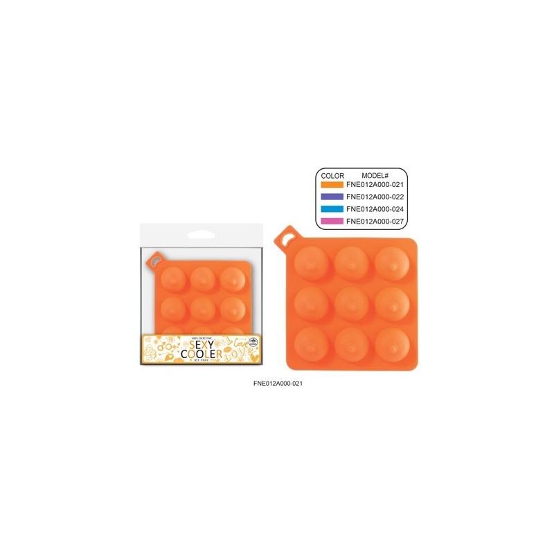 moule gla ons 100 silicone en forme de seins 9 cubes discount pas cher sexshop eveselache. Black Bedroom Furniture Sets. Home Design Ideas